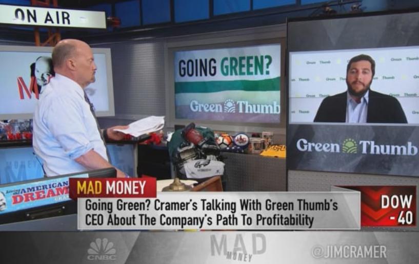 Green Thumb Industries talks US cannabis market, social equity program
