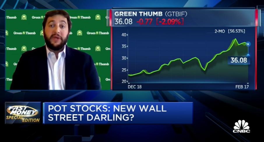 Green Thumb announces U.S. IPO
