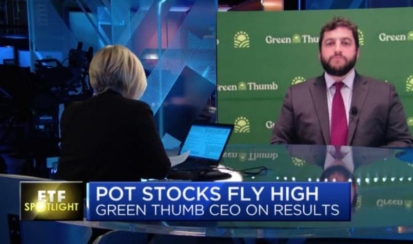 Green Thumb CEO on cannabis growth: Consumer demand is high