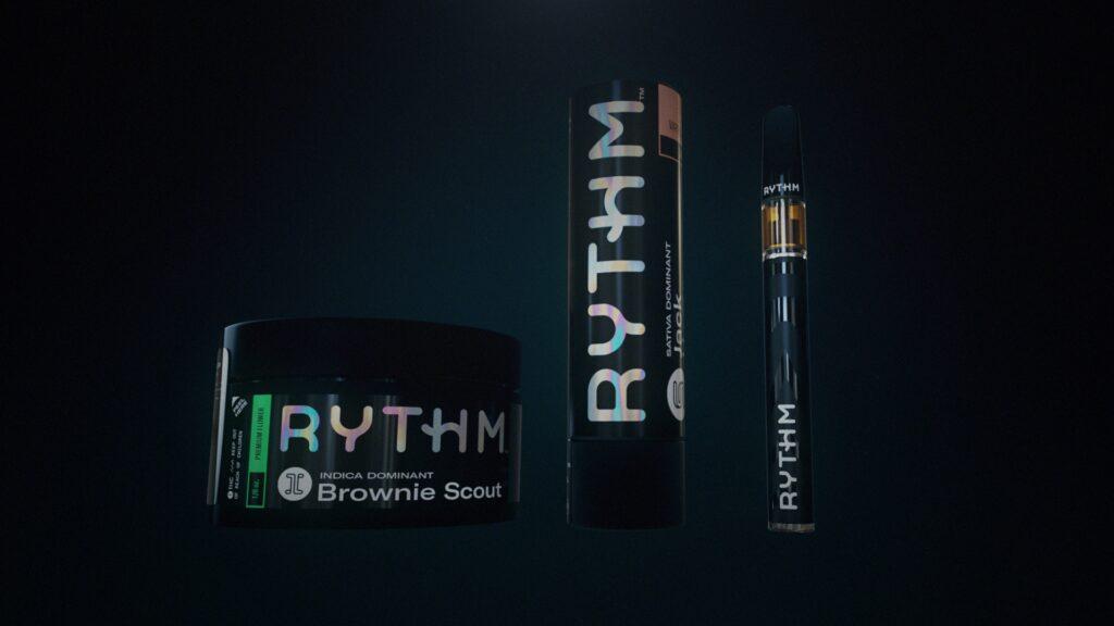 Rythm product shot